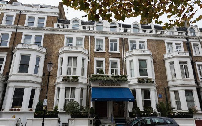 Oxford Hotel Earl's Court - Lontoo - Rakennus