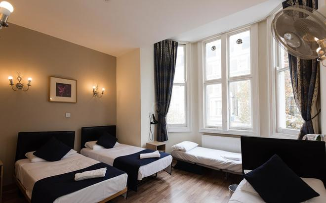 Oxford Hotel Earl's Court - Lontoo - Makuuhuone