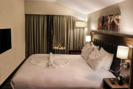 Hilton Garden Inn Eskisehir, Turkey - Eskişehir - Bedroom