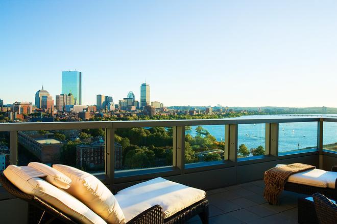 The Liberty, a Luxury Collection Hotel, Boston - Boston - Balcon