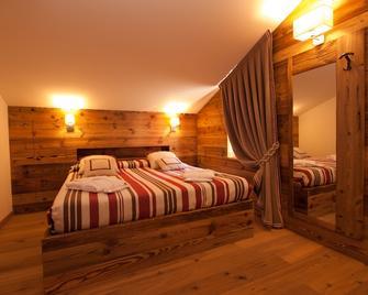 Hotel Berlinghera - Sorico - Bedroom