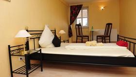 Hotel Hirsch Garni - Fulda - Camera da letto