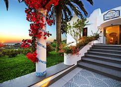 Hotel Myage - Casamicciola Terme - Bygning