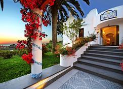Hotel Myage - Casamicciola Terme - Building