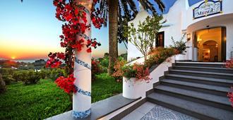 Hotel Myage - Casamicciola Terme - Gebäude