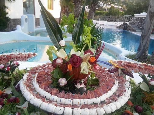 麥格酒店 - 卡薩米喬拉特爾梅 - 卡薩米喬拉泰爾梅 - 自助餐