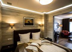 Hotel Garni Forum - Hameln - Schlafzimmer