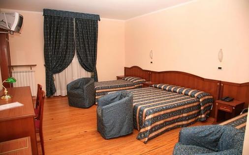 Hotel Nizza - Turin - Bedroom
