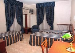 Hotel Nizza - Turin - Phòng ngủ