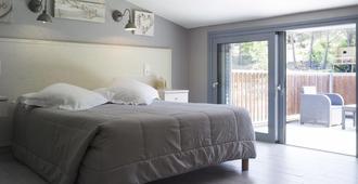 Hotel Casa Di Mama - פורטו-וקיו - חדר שינה