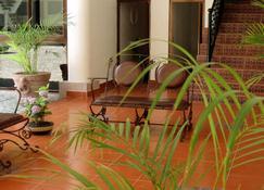 Hotel La Villa Antigua - Actopan - Innenhof