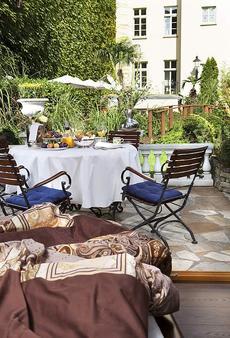 Garden Boutique Hotel - Berlin - Patio