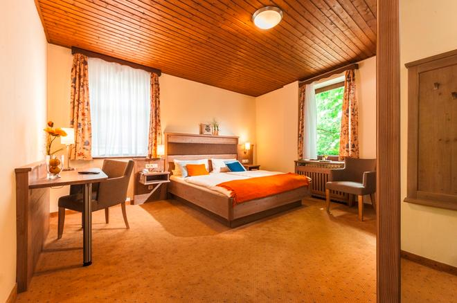 Lowen Hotel & Restaurant - Marktbreit - Bedroom