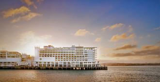 Hilton Auckland - Ώκλαντ - Κτίριο