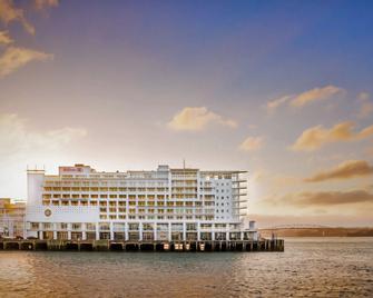 Hilton Auckland - Auckland - Budynek