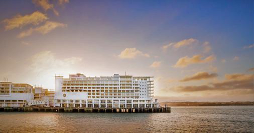 奧克蘭希爾頓酒店 - 奥克蘭 - 奧克蘭 - 建築