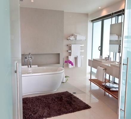 奧克蘭希爾頓酒店 - 奥克蘭 - 奧克蘭 - 浴室