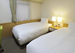 Court Hotel Hakata Ekimae - Φουκουόκα - Κρεβατοκάμαρα