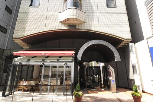 Court Hotel Hakata Ekimae - Fukuoka - Toà nhà