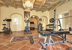 Alchymist Prague Castle Suites - Prague - Gym