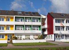 Rungholt - Heligoland - Bygning