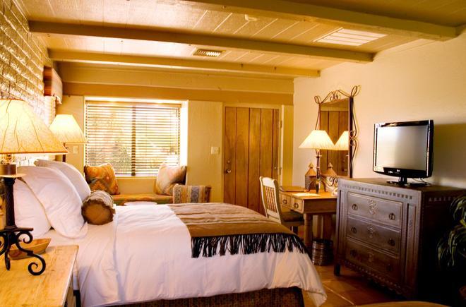 Rancho de los Caballeros - Wickenburg - Bedroom