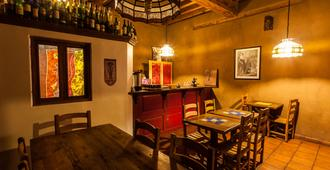Posada Yolihuani - Patzcuaro - Yemek odası
