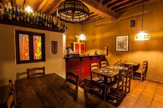 波薩達尤里胡安尼酒店 - 巴卦羅 - 帕茲庫阿洛 - 餐廳