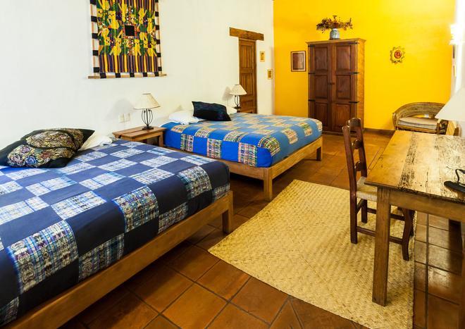 波薩達尤里胡安尼酒店 - 巴卦羅 - 帕茲庫阿洛 - 臥室