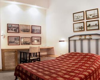 Hotel La Residence - Saint Louis (Senegal) - Slaapkamer