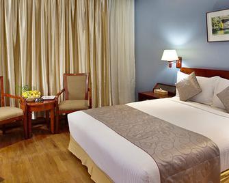 The Peninsula Chittagong - Čattagrám - Bedroom