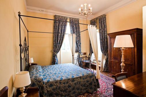 Castello Montegiove - Fano - Schlafzimmer