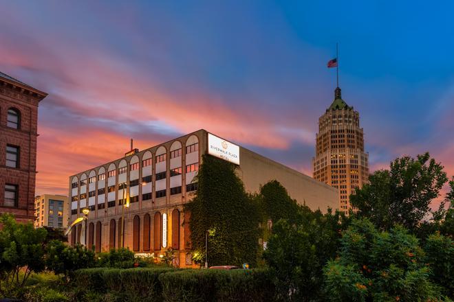 Riverwalk Plaza Hotel - San Antonio - Toà nhà