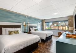 Riverwalk Plaza Hotel - San Antonio - Makuuhuone