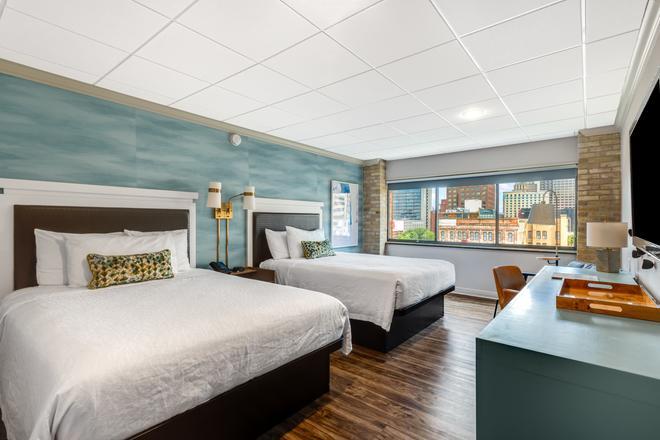 Riverwalk Plaza Hotel - San Antonio - Phòng ngủ
