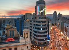 Hotel Best Triton - Benalmádena - Vista del exterior