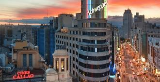 Hotel Best Triton - Benalmádena - Outdoor view