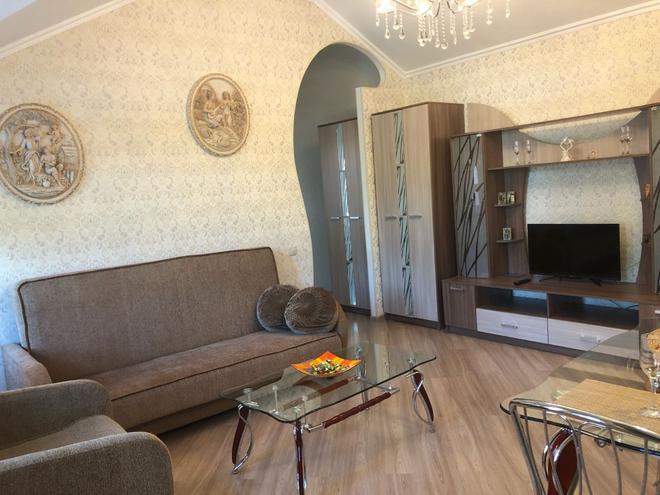 Guest house Hanaka - Balashikha - Living room