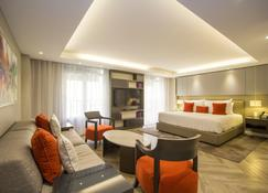 Isaaya Hotel Boutique By Wtc - Mexico City - Phòng ngủ