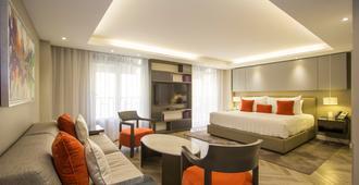 Isaaya Hotel Boutique By Wtc - מקסיקו סיטי - חדר שינה