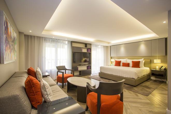 Isaaya Hotel Boutique By Wtc - Mexico City - Bedroom