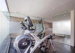 Isaaya Hotel Boutique By Wtc - Mexico City - Gym