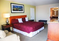 R Nite Star Inn and Suite - Arlington - Makuuhuone