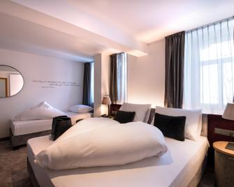 Grand Hotel Wolkenstein - Wolkenstein in Gröden - Schlafzimmer