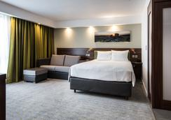 Hampton by Hilton Exeter Airport - Exeter - Bedroom