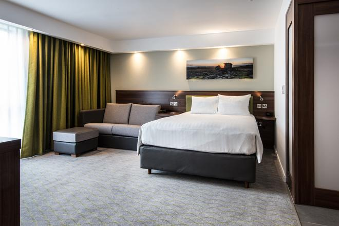 Hampton by Hilton Exeter Airport - Έξετερ - Κρεβατοκάμαρα
