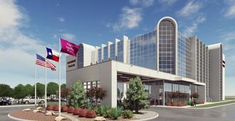Crowne Plaza Suites Arlington - Ballpark - Stadium, An IHG Hotel - Arlington - Rakennus