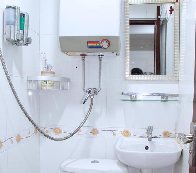 士多啤梨賓館 - 香港 - 浴室