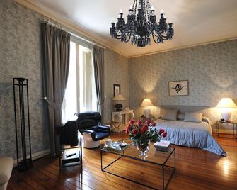 Château Pape Clément - Bernard Magrez Luxury Wine Experience - Пессак - Bedroom