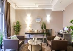 Best Western Paris Gare Saint Lazare - Paris - Reception